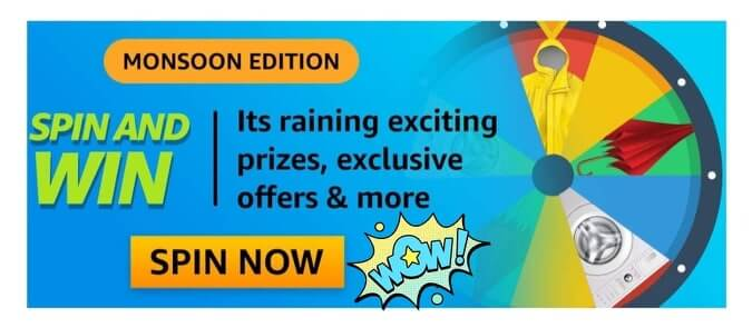 Amazon Mansoon Edition Quiz
